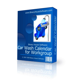 Car Wash Calendar For Workgroup 4.1