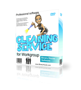 Cleaning Service for Workgroup 2.1