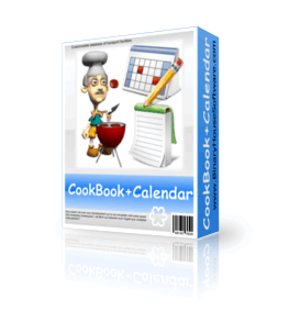 Cookbook+Calendar 3.9