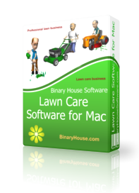 Lawn Care Software for Mac 3.2