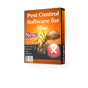 Pest Control Software for Mac 3.2